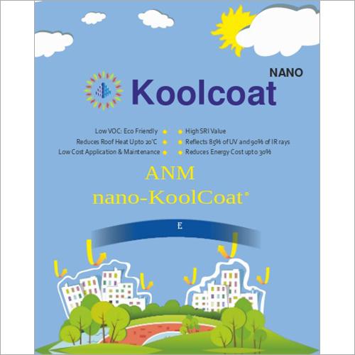 Nano Cool Roof Coating