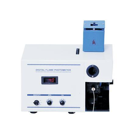 Digital Flame Photometer RS-381
