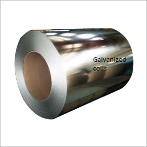 Galvannealed Coils and Sheets