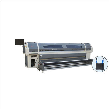 Solvent Eco Solvent Printer