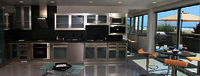 Aluminium Modular Kitchen
