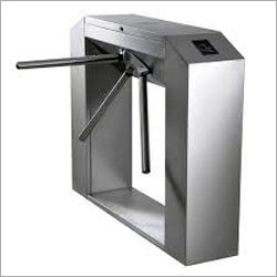 Waist height turnstiles