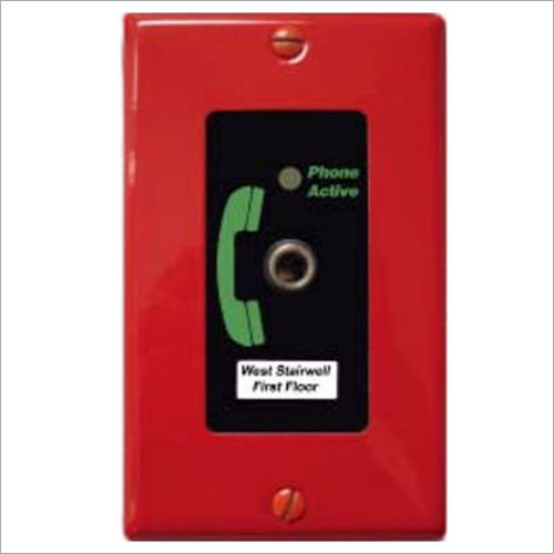 Fire Fighters Telephone Jack Module
