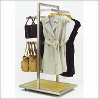Bag  & Boutique 2 Way Diusplay Rack