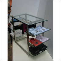 Garments Display Counter
