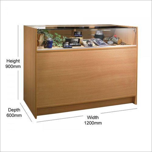 Shop Display Counters