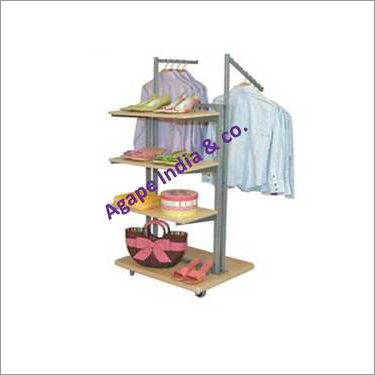 Two-way Selving Hanging Rack