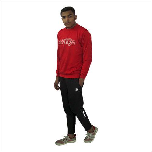 Mens Full Sleeve Sports T Shirt