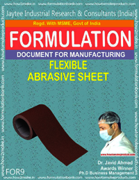 Flexible Abrasive Sheet