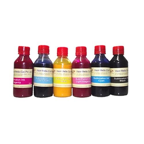Sublimation Ink- 6 Color Set