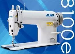 White Lock Stitch Sewing Machine