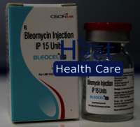 Bleocel Bleomycin 15IU Injection