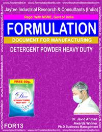 Detergent Powder Heavy Duty