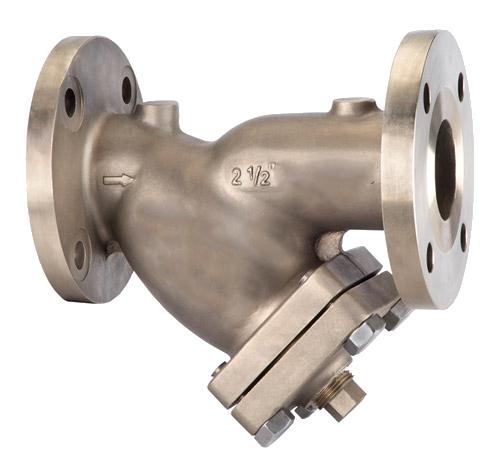 Cast Steel Y Type Strainer