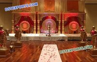 Wedding Stage Set For  Bollywood Jodha Akber