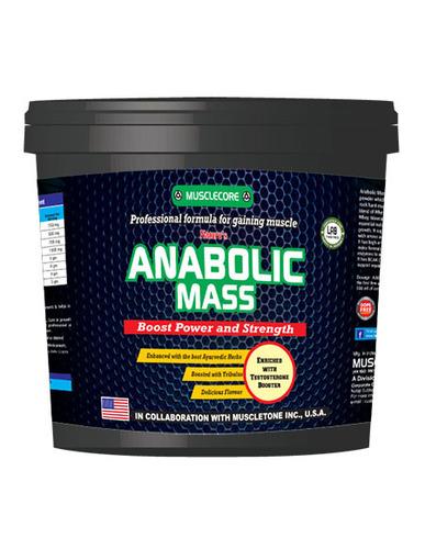 ANABOLIC MASS 4.5 KG