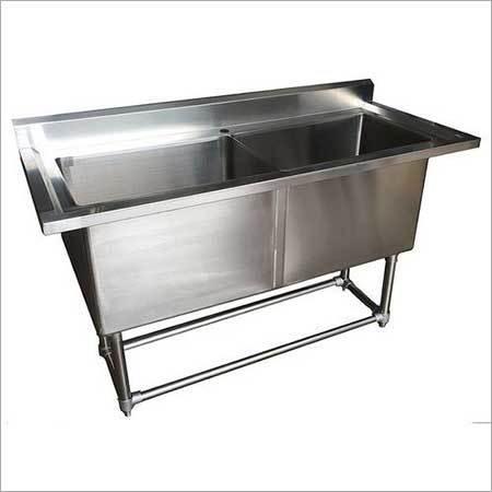 Pot Wash Sink