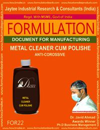 Metal Cleaner Cum Polish Anti-Corrosive