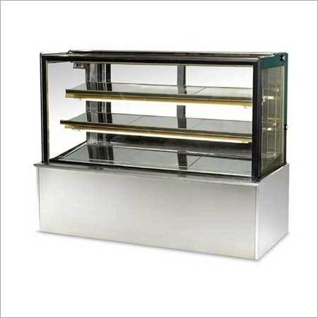 Display Counter Refrigerator