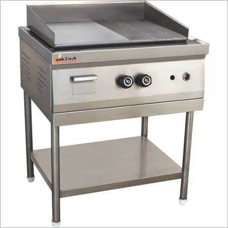 Standing Griddle Plate