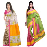 Affectionate Bhagalpuri Saree