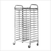 Cooling Tray Trolley