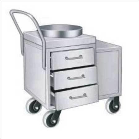 Tea Service Trolleys