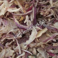Dehydrated Red Onion Flakes-Kibbled
