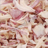 Dehydrated Pink Onion
