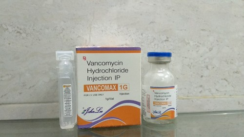 Vancomycin Hydrochloride Injection IP