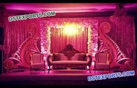 Latest Design Paisleys For Wedding Stage Decor