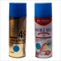 Blue Spray Paint