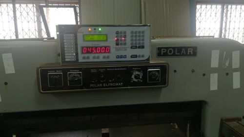 Cutting Machine Program