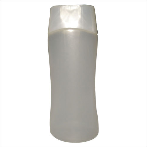 Plastic Shampoo Bottle