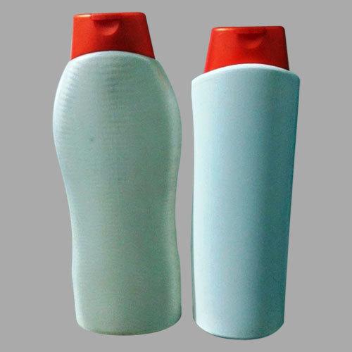 HDPE Plastic Shampoo Bottle