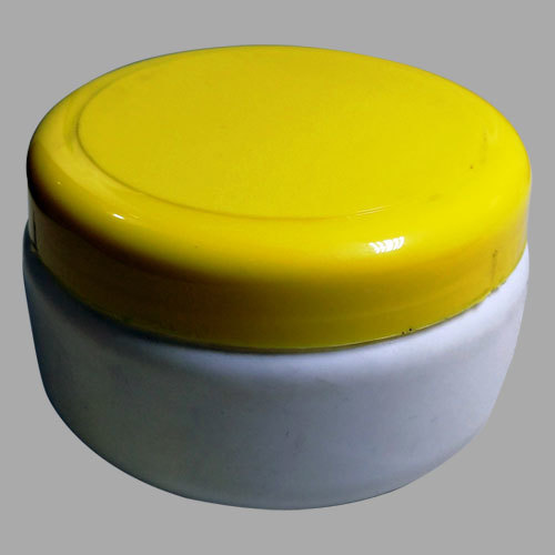Cosmetic Plastic Jars
