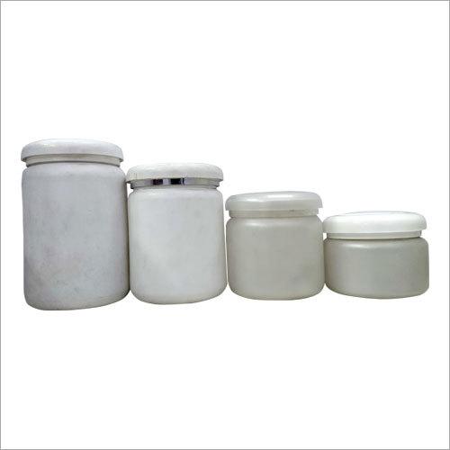 HDPE Plastic Cosmetic Jar