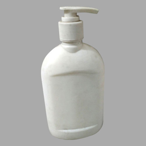 HDPE Flat Hand Wash Bottles