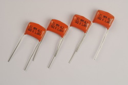 Metallized Polypropylene High Voltage Capacitor