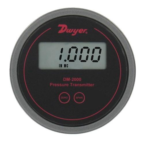 Dwyer DM-2001-LCD Differential Pressure Transmitter
