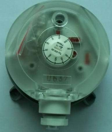 Dwyer EDPS-07-1-N Adjustable Differential Pressure Switch