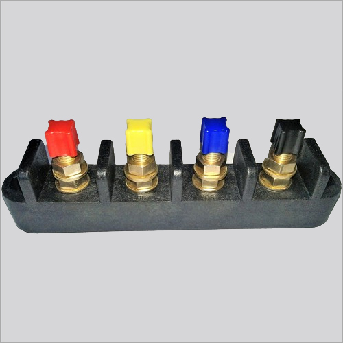 Terminal Block (Brass Bolt)