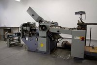 STAHL FOLDING MACHINE KC 56