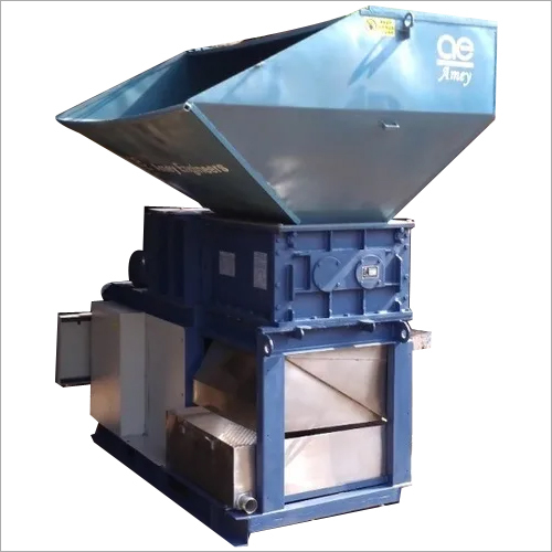 Heavy Duty Industrial Metal Shredder