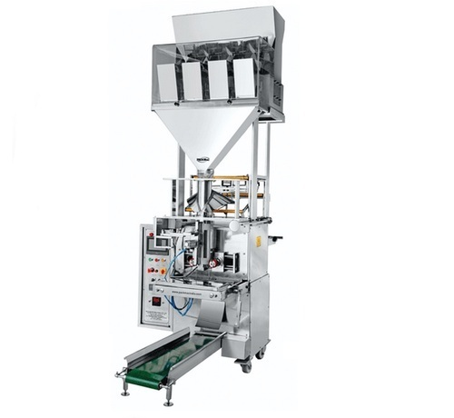 Four Head Fully Pneumatic Machine (Collar Type)