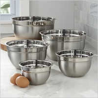 Stainless Steel German Bowls