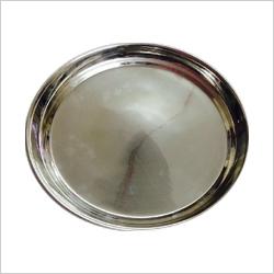 Stainless Steel Khomcha Plates
