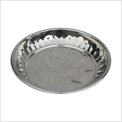 Stainless Steel Payal Plates