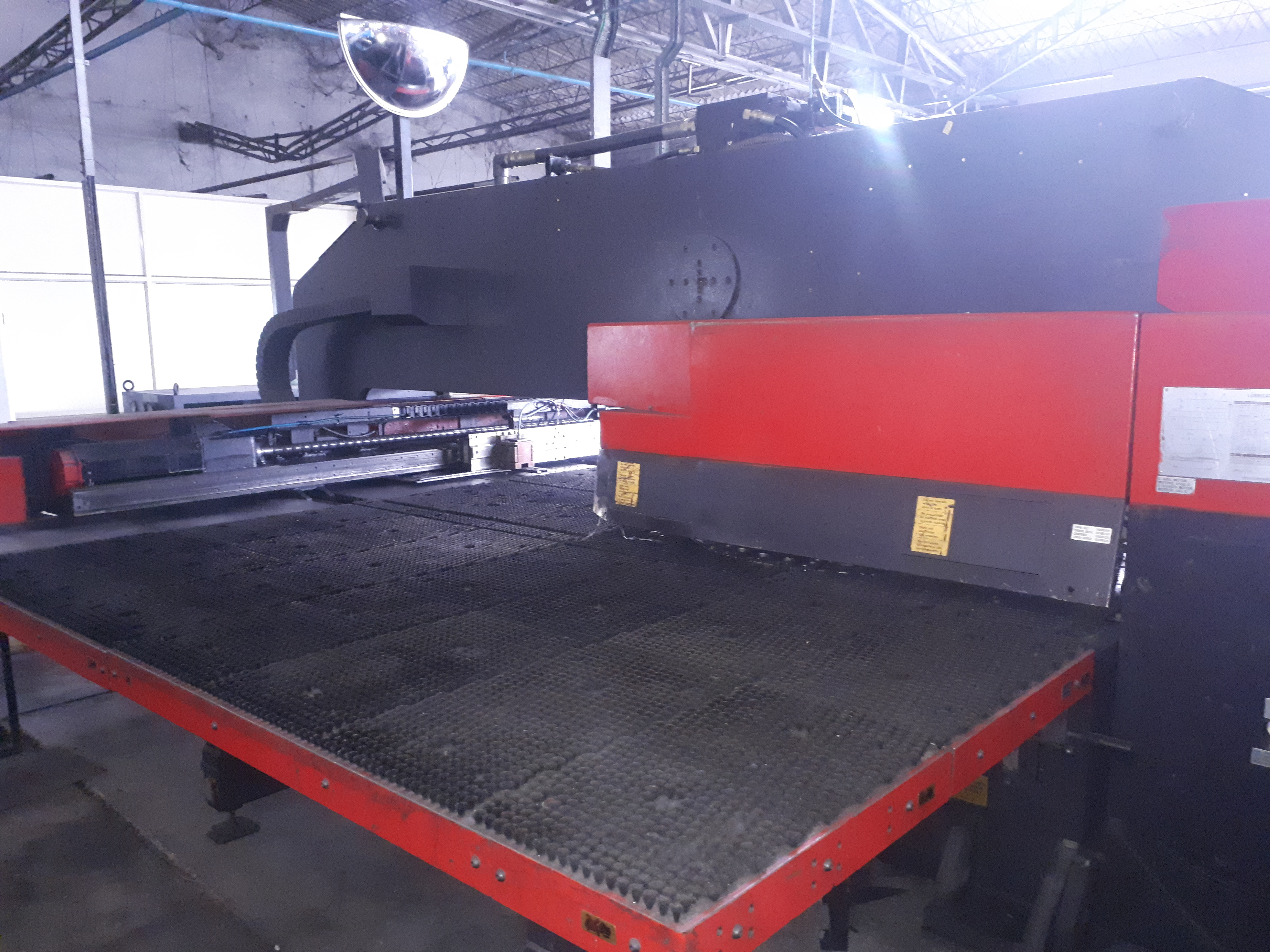CNC Turret Punch Press Supplier,Distributor and Trading Company in