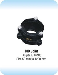 Cast Iron Detachable Joints